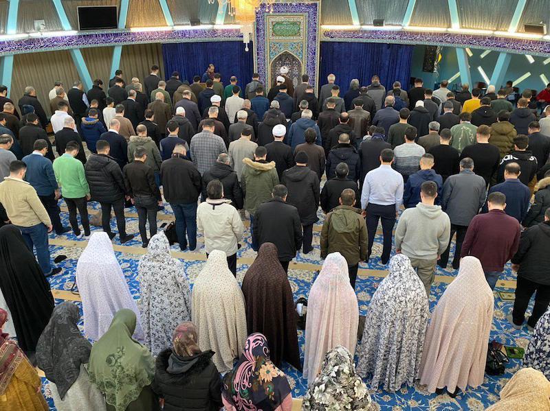 Hamburg Islam